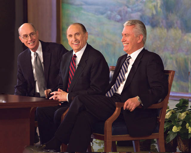 Mormon Leaders First Presidency